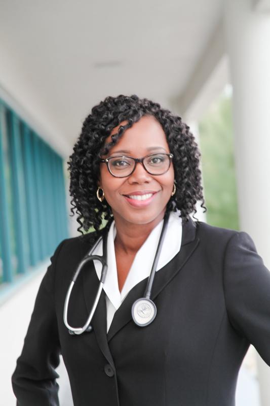 Dr. Tameca Bakker MD, MBA