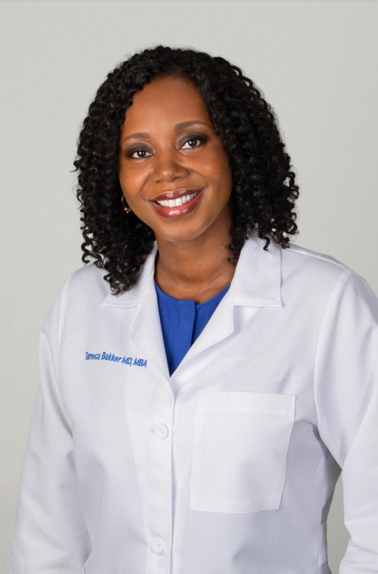 Dr. Tameca Bakker MD